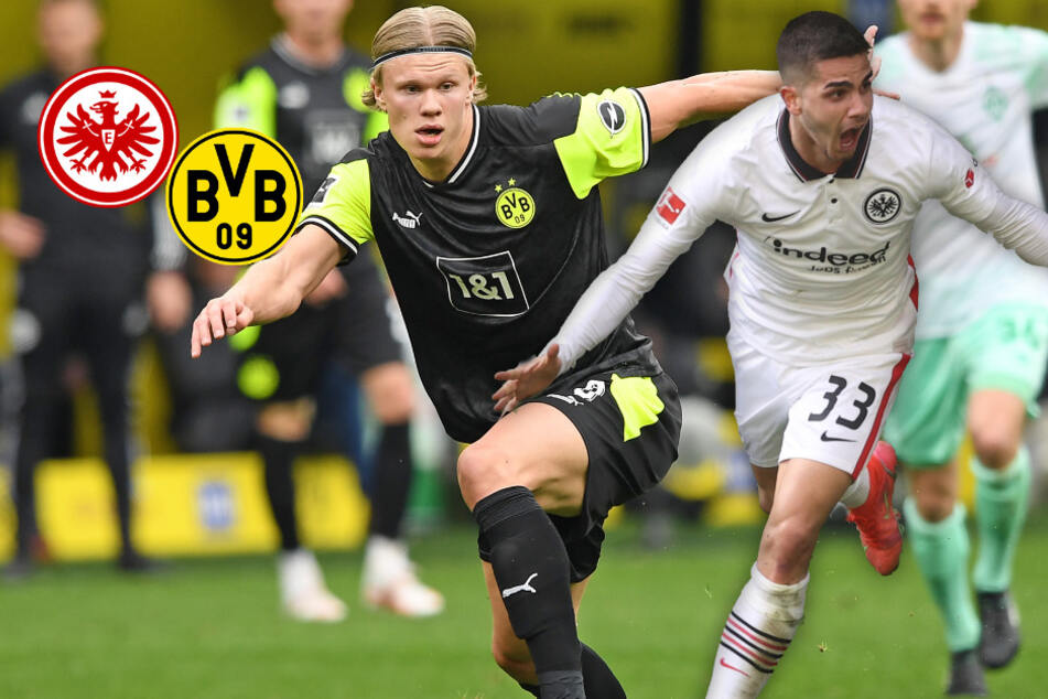 Wilder Wunderstürmer-Wechsel? BVB will Eintrachts Silva als Haaland-Ersatz