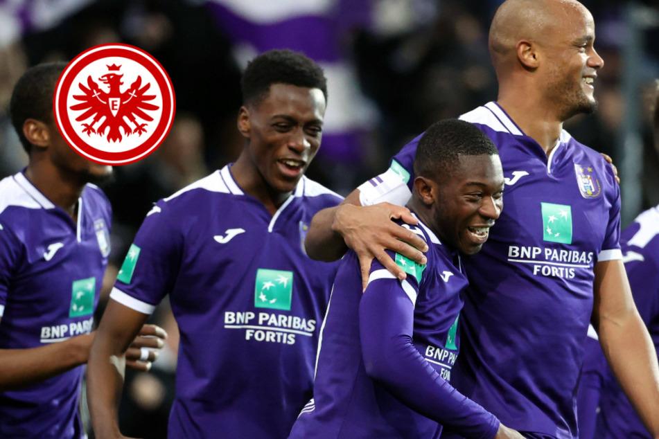 Schnürt bald ein belgischer Nationalspieler für Eintracht Frankfurt die Fußballschuhe?