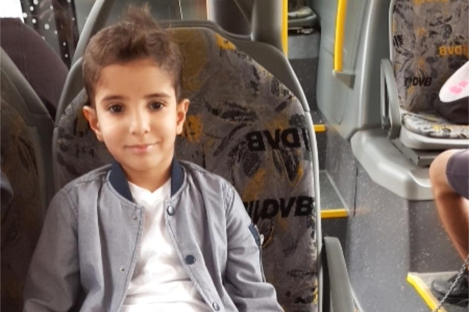 Von rücksichtslosen Rasern aus dem Leben gerissen: Der kleine Ali wurde nur sechs Jahre alt.