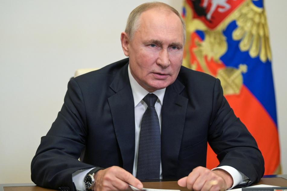Wladimir Putin (68) hat bereits gewählt.
