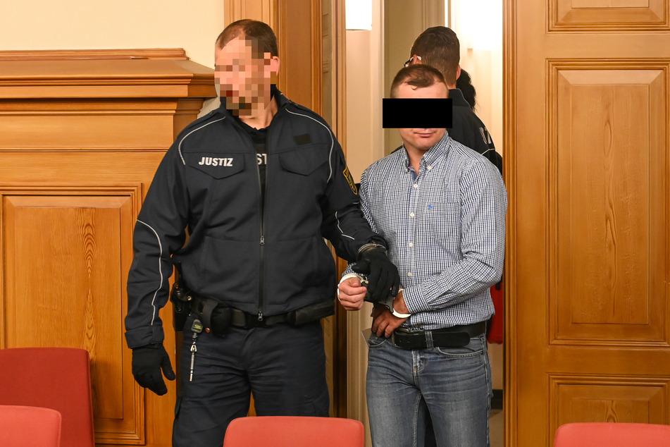 Marek B. (35) wollte das Urteil wegen Mordes nicht hinnehmen und legte Revision ein.