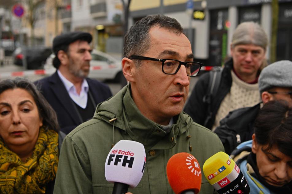 Grünen-Politiker Cem Özdemir.