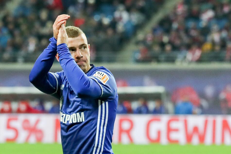 Bilder aus besseren Tagen. Sowohl für Meyer als auch für den FC Schalke 04.