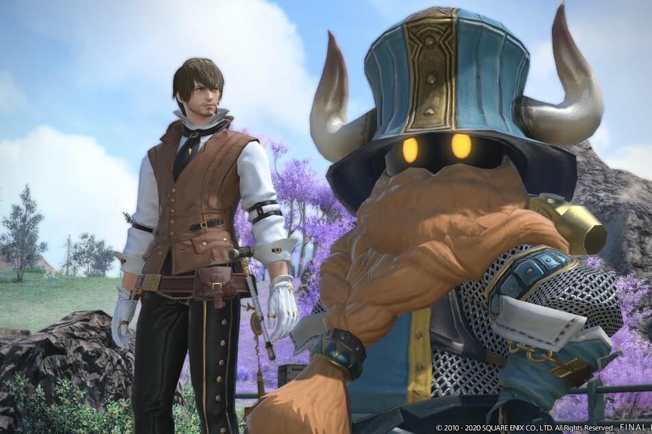 """""""Final Fantasy XIV"""" wird stetig mit umfangreichen neuen Updates gefüttert. Der Spielergemeinschaft scheint es zu gefallen: Auch nach vielen Jahren erfreut sich der Online-Auftritt großer Beliebtheit."""