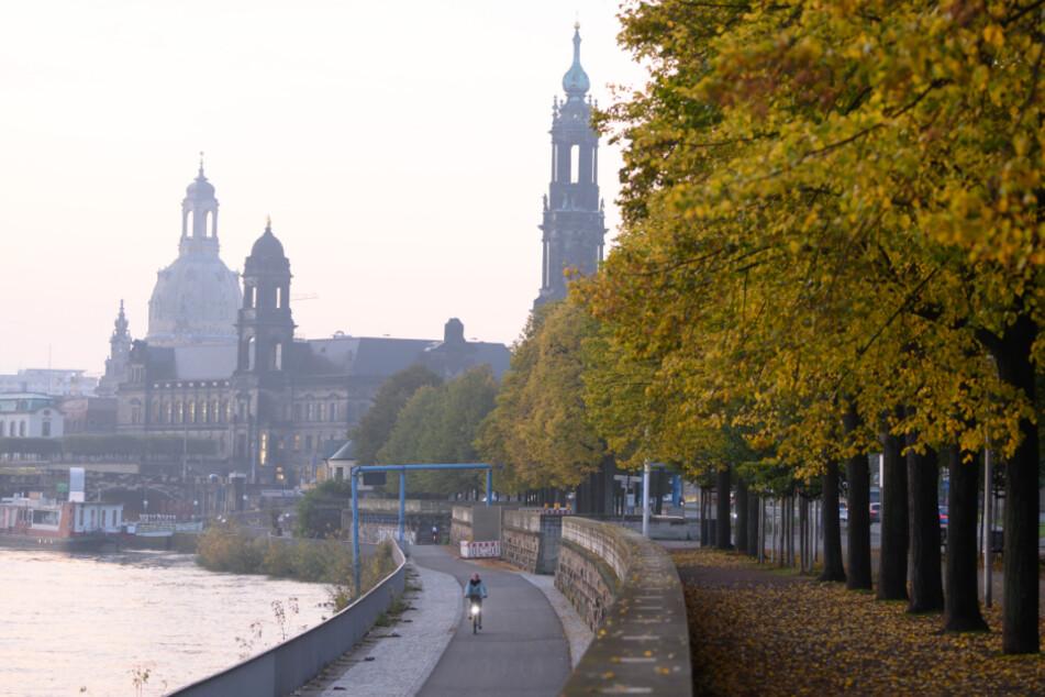 """In Dresden dürfte ab spätestens Dienstag """"Lockdown-Feeling"""" vorherrschen."""