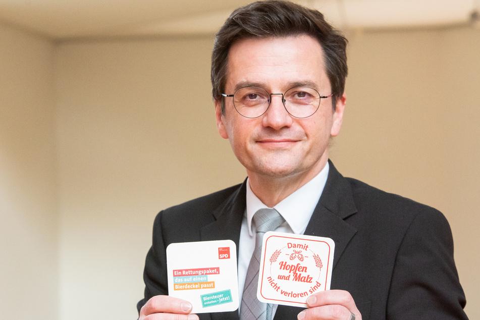 Thomas Kutschaty (52,SPD), Fraktionsvorsitzender der SPD in Nordrhein-Westfalen