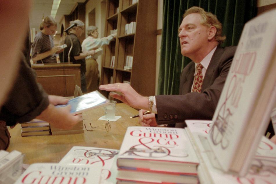 """Winston Groom, Autor des """"Forrest Gump""""-Romans, ist im Alter von 77 Jahren gestorben. (Archivbild)"""