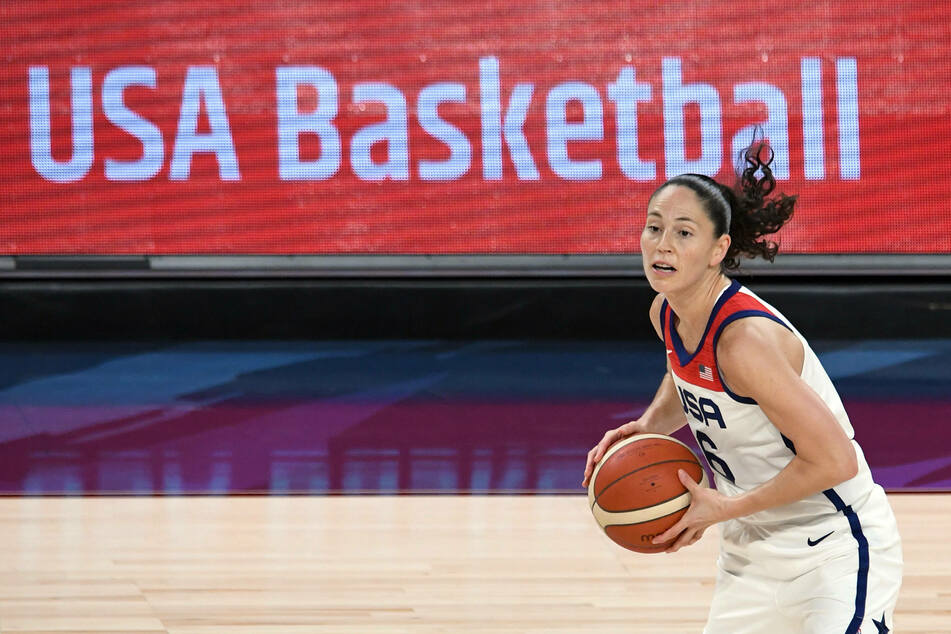 Sue Bird has won five straight Olympic gold medals since 2004.