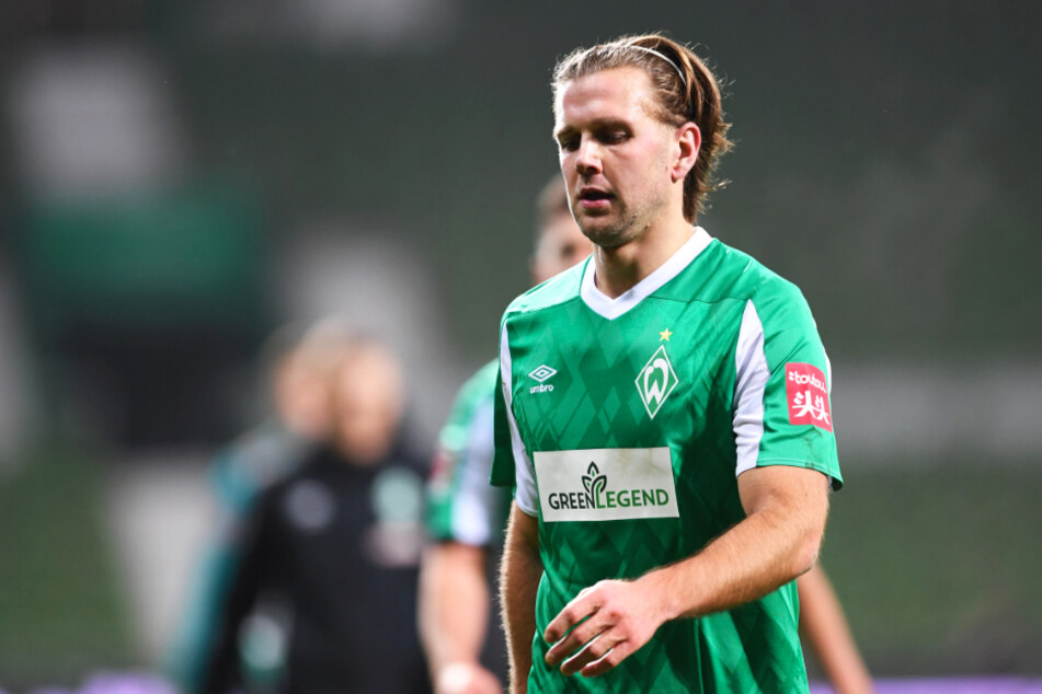 Niclas Füllkrug (27) feierte nach seiner Wadenverletzung sein Comeback, konnte die Wende aber auch nicht herbeiführen.