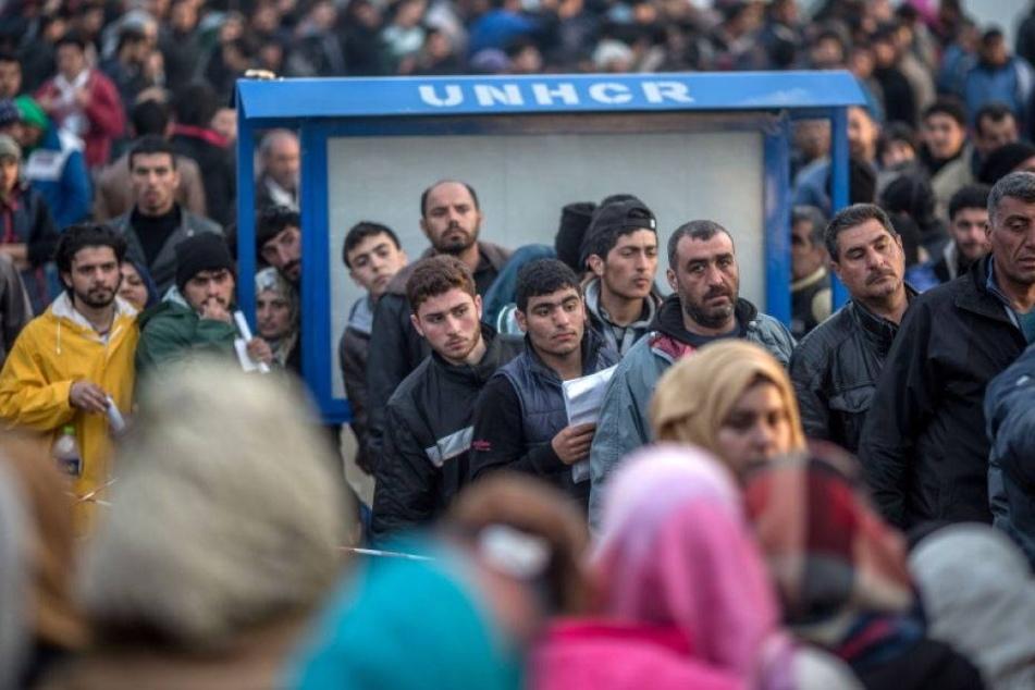 Türkische Grenzschützer erschießen neun Syrer