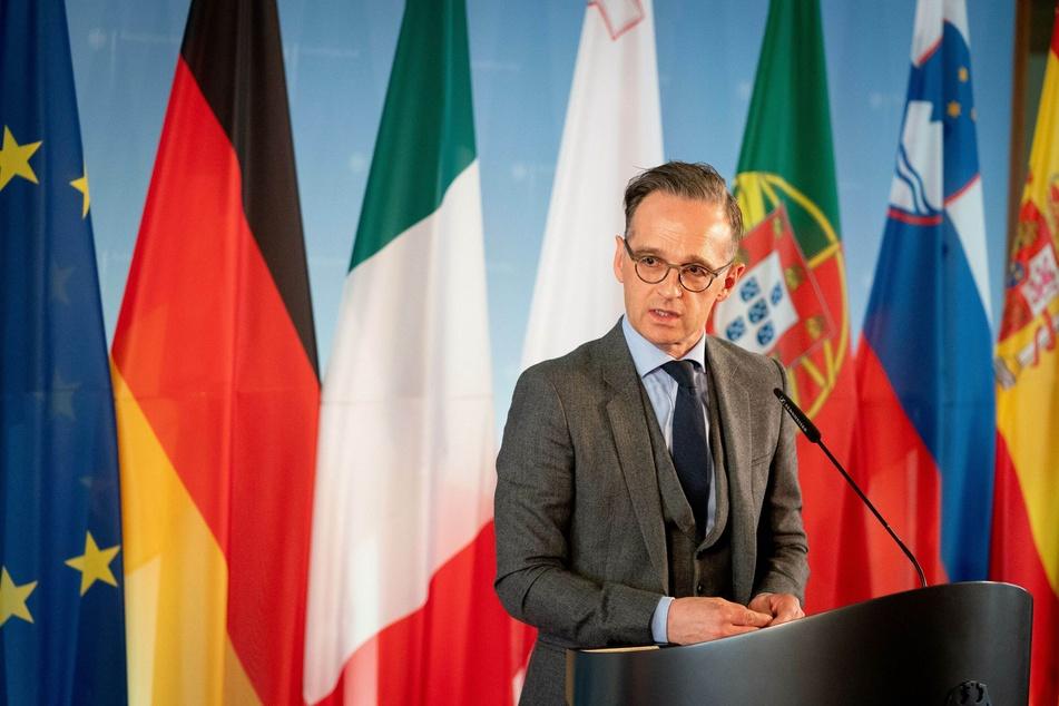 Heiko Maas (SPD), Außenminister, hatte die weltweite Reisewarnung am 17. März ausgesprochen.