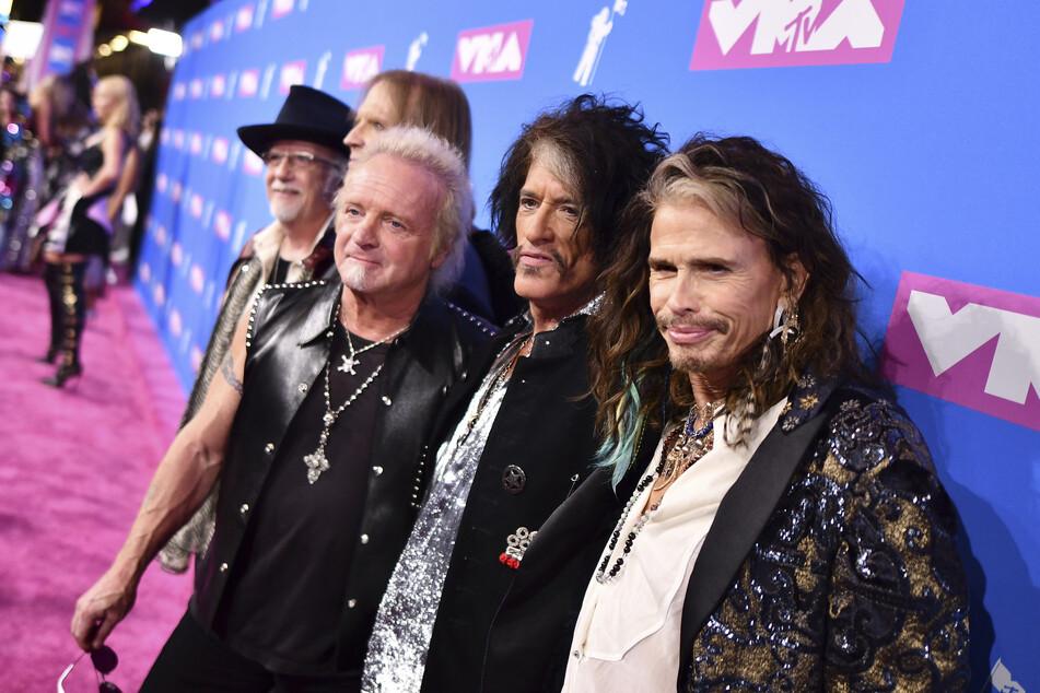 Fans enttäuscht: Aerosmith-Konzert in Mönchengladbach abgesagt!