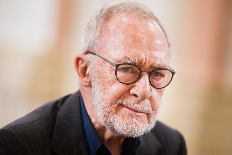 Gerhard Richter (88) gilt nach dem Kunstkompass-Ranking als wichtigster Künstler der Welt.