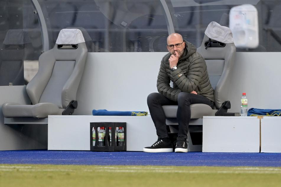 Peter Bosz (57) ist nicht mehr Trainer von Bayer 04 Leverkusen.