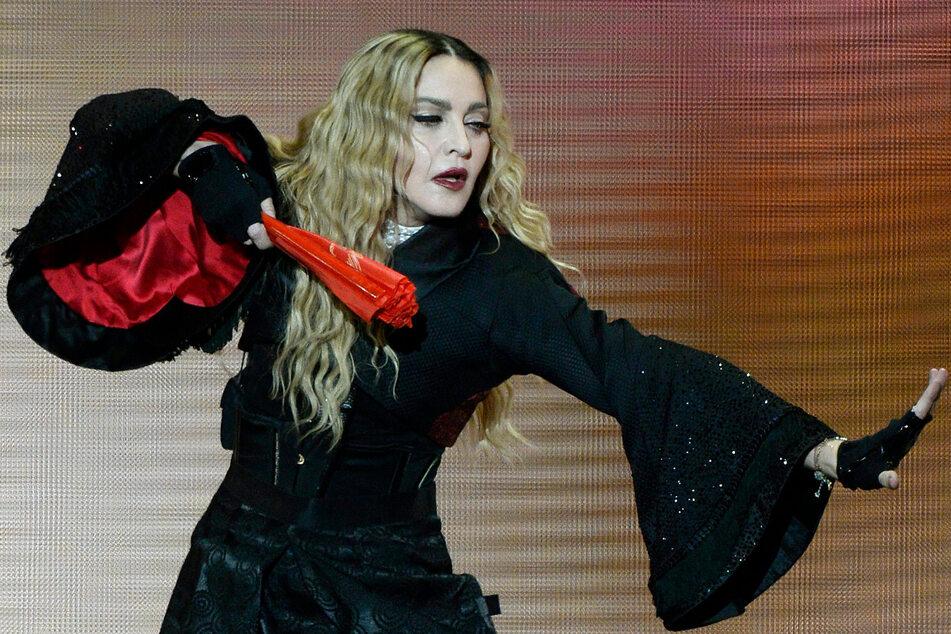 Popikone Madonna von Twitter-Nutzern für tot erklärt