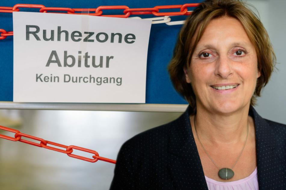 Britta Ernst (59, SPD), Präsidentin der Kultusministerkonferenz, hält Abschlussprüfungen an Schulen trotz der Verlängerung des Corona-Lockdowns für möglich.