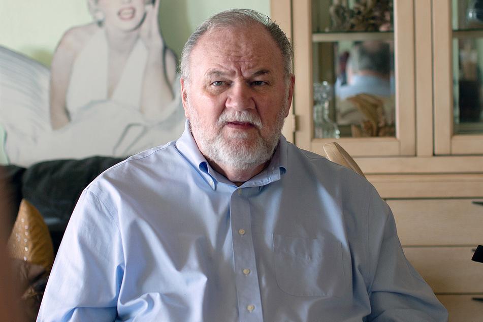 Thomas Markle (77), Vater von Herzogin Meghan, hat seine beiden Enkelkinder noch nicht persönlich getroffen.