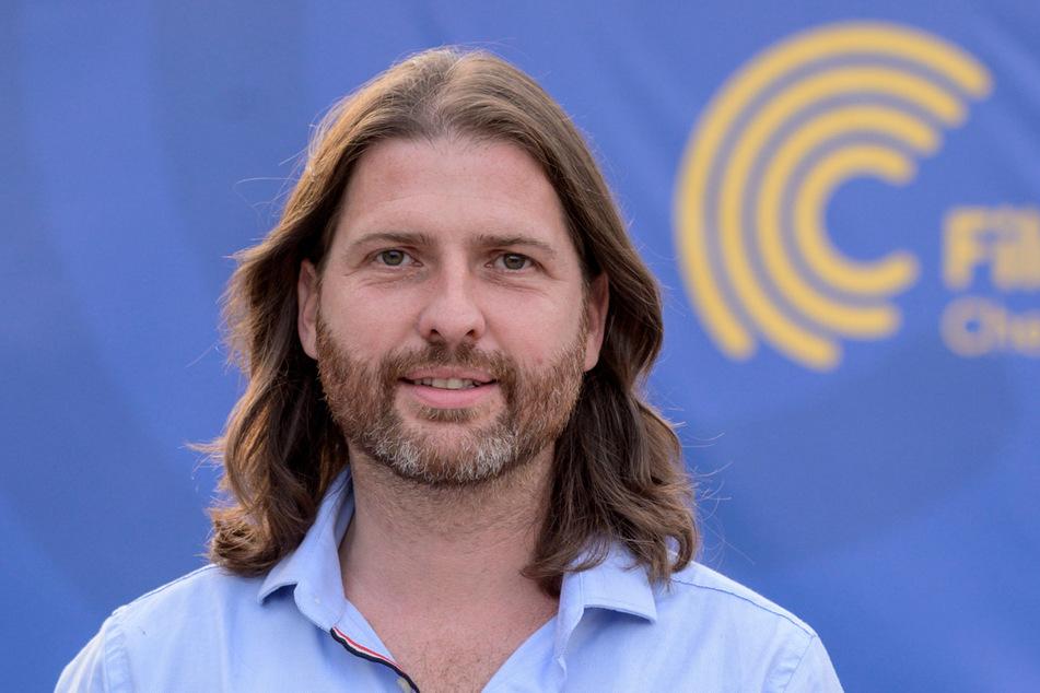 Festivalleiter Michael Claus (43).
