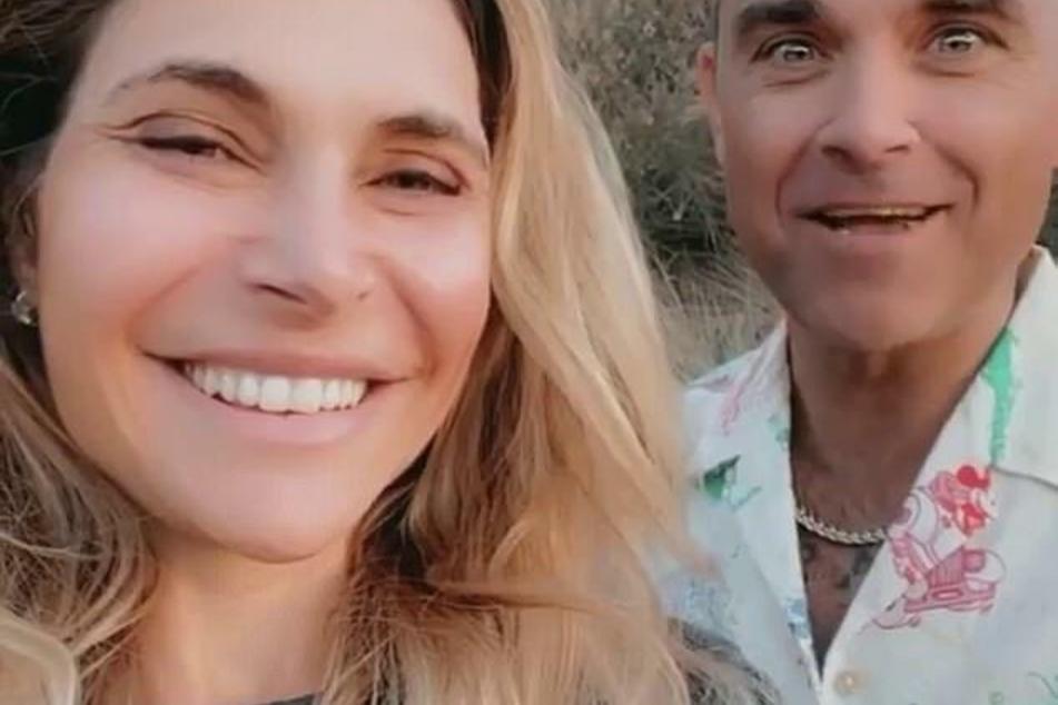Seit zehn Jahren sind Robbie Williams und Ayda Field verheiratet.