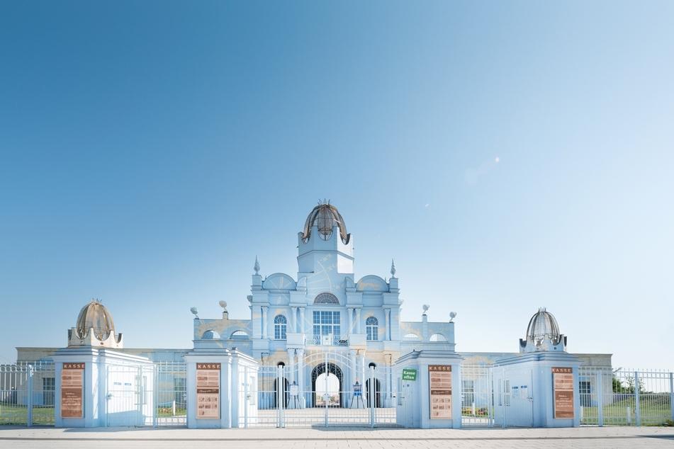 """Der Freizeitpark """"Belantis"""" öffnet frühestens am 24. April seine Pforten."""