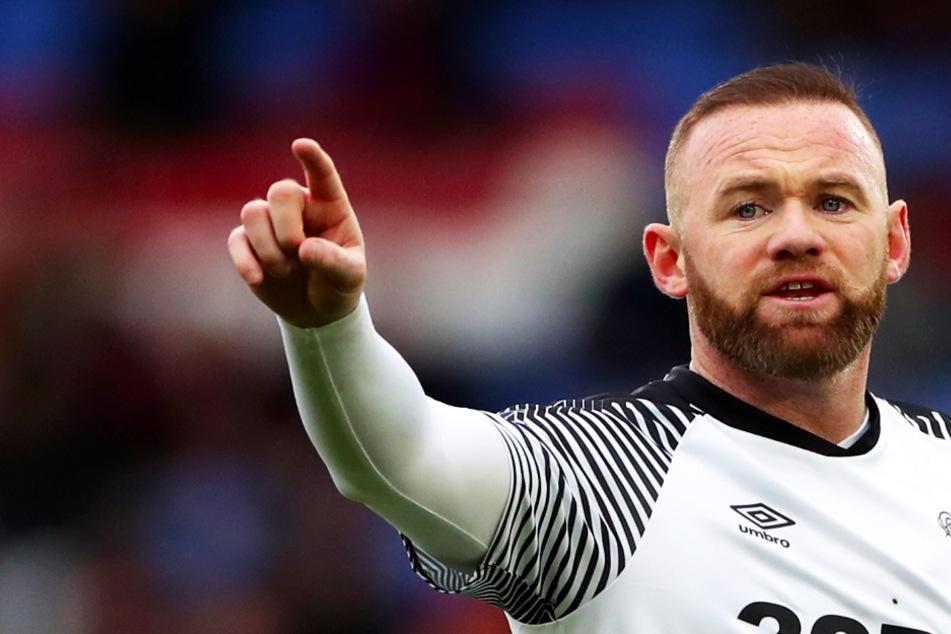 Rooney beendet seine Karriere! Englische Fußball-Legende hat bereits neuen Job
