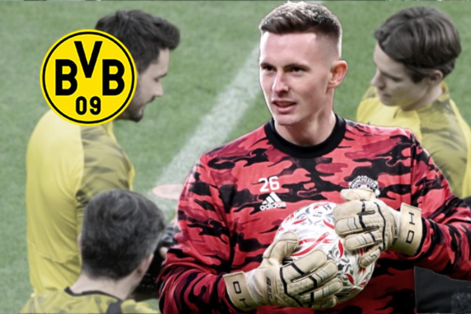 BVB heiß auf ManUnited-Keeper: Legt sich Dortmund mit Premier-League-Klub an?