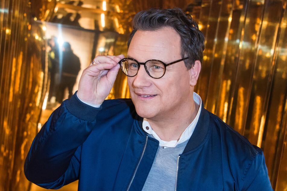 Stardesigner Guido Maria Kretschmer (55) sieht man nur selten mit Brille.