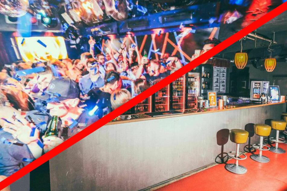Feuer frei, oder alles zu? Wie sieht es um die Dresdner Clubs am Wochenende aus?