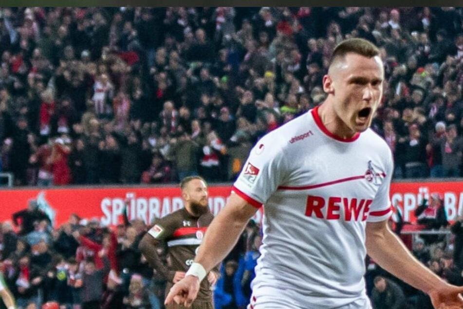 Christian Clemens wurde zuletzt beim 1. FC Köln nur noch in der Regionalliga-Mannschaft eingesetzt.