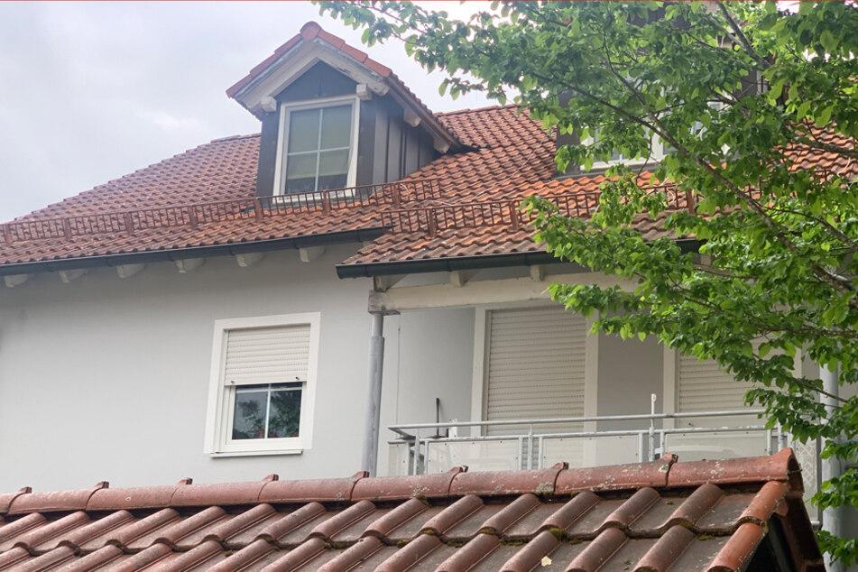 In der Wohnung in Schwarzach wurden die beiden toten Kinder aufgefunden.