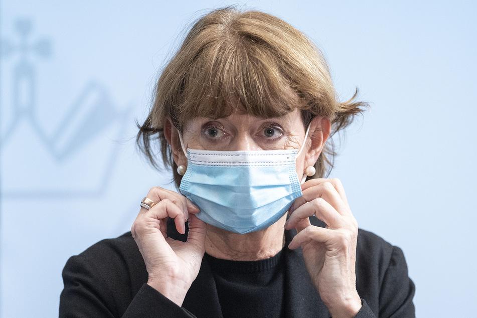 Kölns Oberbürgermeisterin Henriette Reker (64, parteilos).