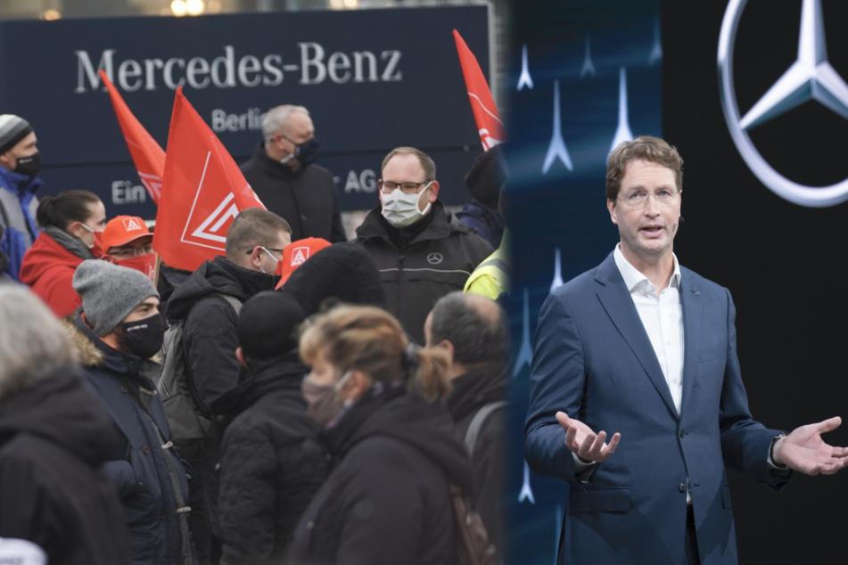 Gewaltige Unruhen durch Daimler-Sparkurs: Källenius bringt Mitarbeiter gegen sich auf