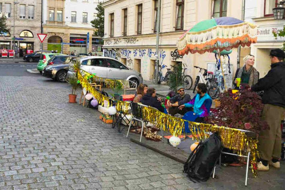 Leipzig: PARK(ing) Day in Leipzig sorgt am Freitag für mehrere Sperrungen