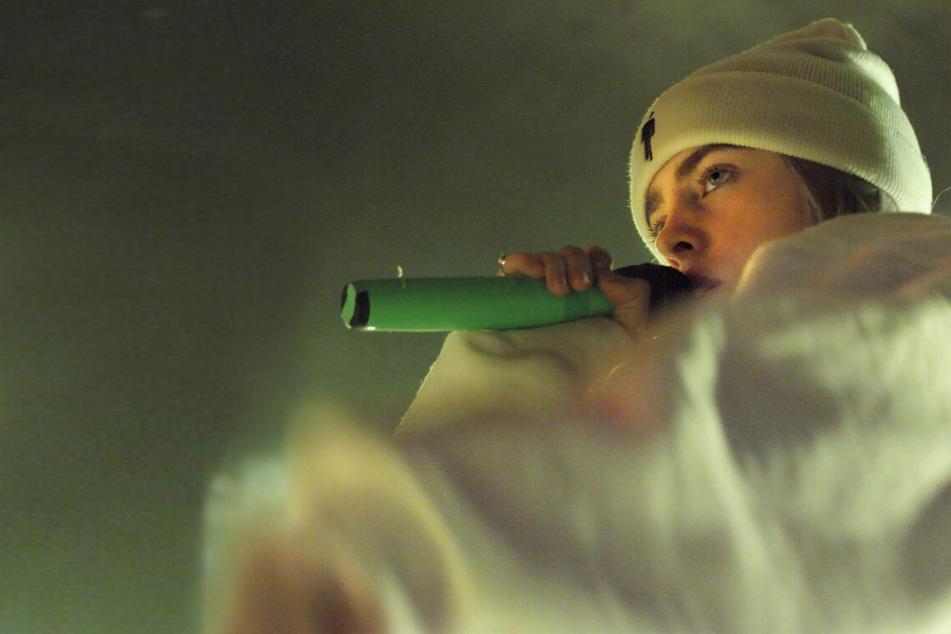 Billie Eilish drops new dark music video illuminating life in the limelight