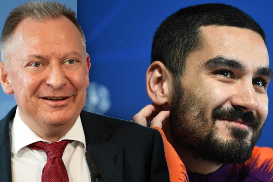 Nationalspieler Gündogan unterstützt den Kreis Heinsberg