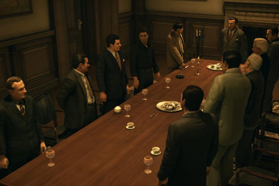 Ihr schlüpft dabei in die Rolle des Klein-Ganoven Vito Scaletta und erlebt dessen Aufstieg innerhalb der Mafia.