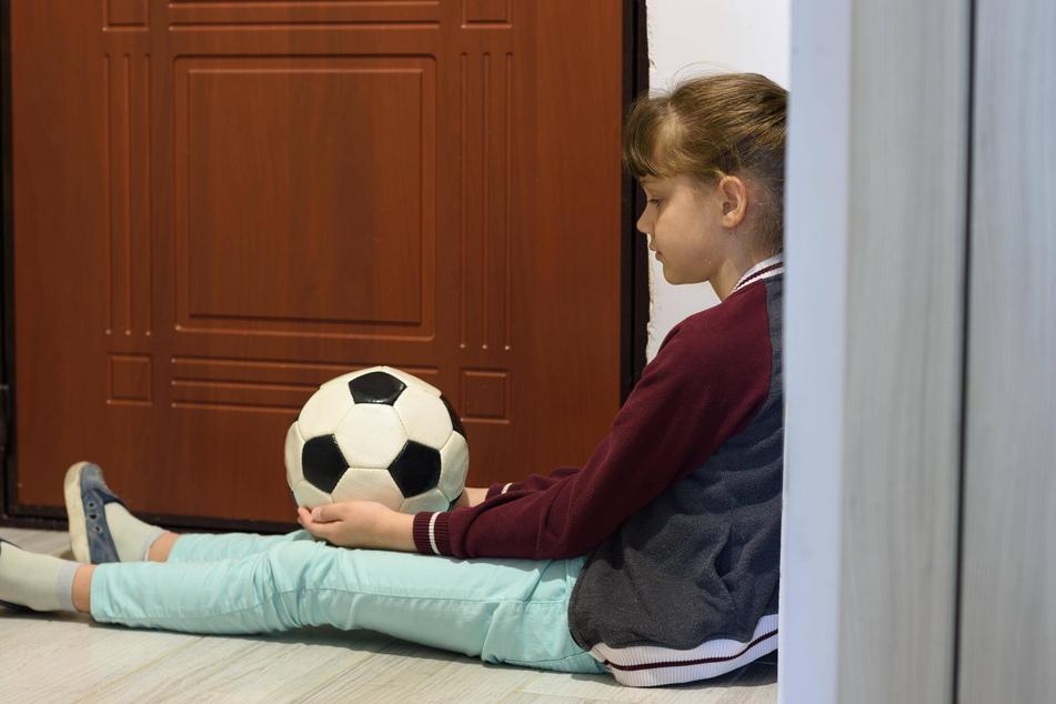 Depressive Symptome bei Kindern und Jugendlichen nehmen in der Corona-Pandemie zu. (Symbolbild)