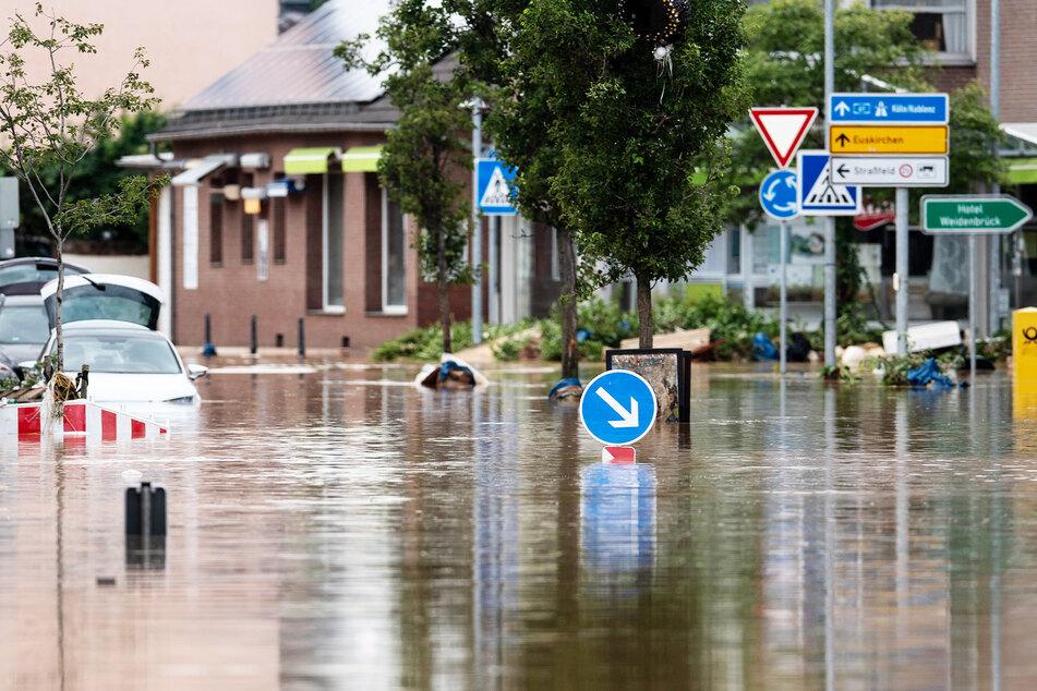 In Rheinland-Pfalz, Nordrhein-Westfalen sowie Sachsen und Bayern kam es in dieser Woche zu mehreren Hochwassern.