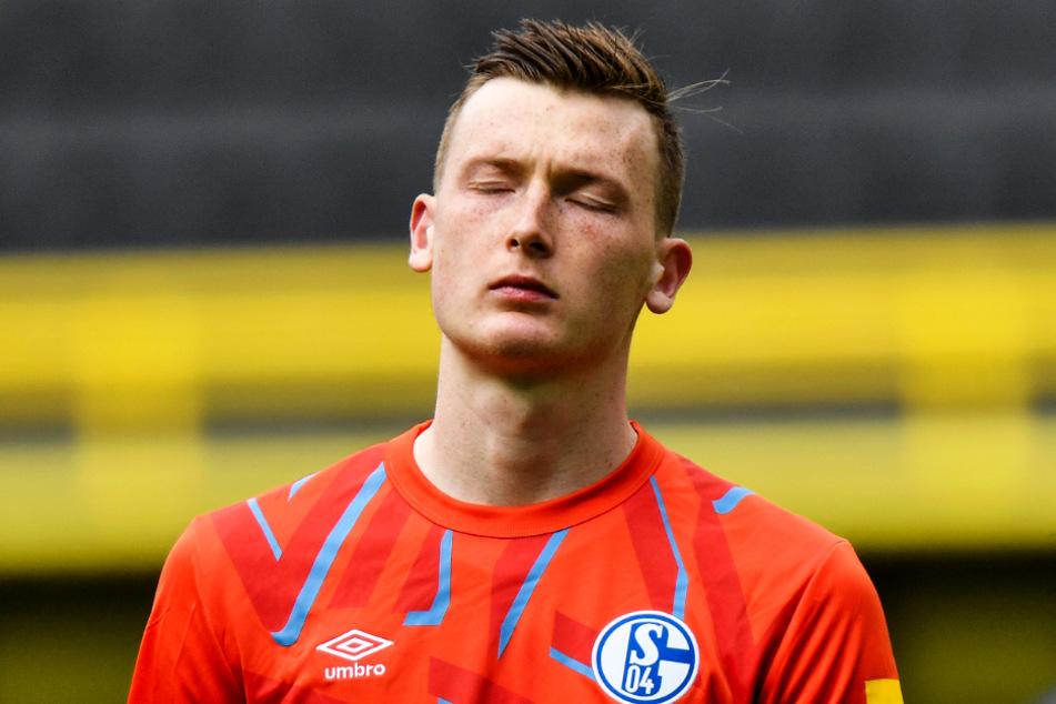Markus Schubert (22) muss aus seiner schwierigen ersten Bundesliga-Saison lernen und die richtigen Schlüsse aus seinen Fehlern ziehen.