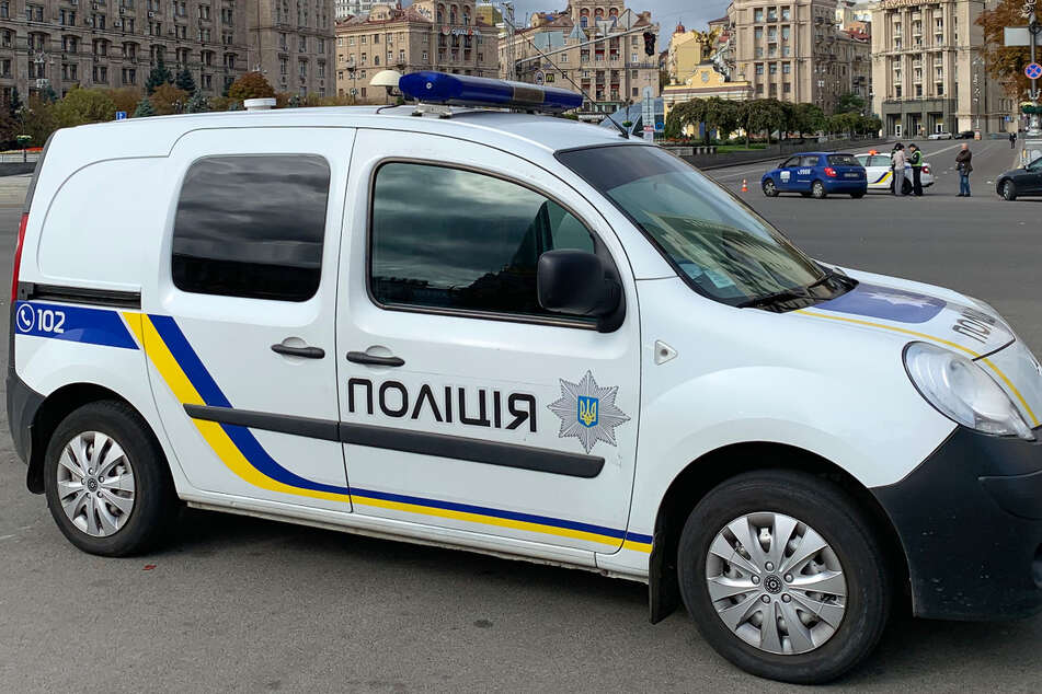 Die Polizei in Kiew hat einen Deutschen festgenommen. (Symbolbild)