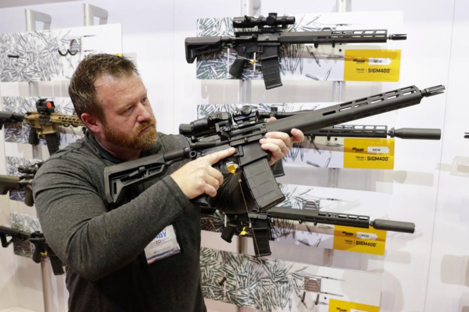 Skandal-Waffenhersteller stoppt Produktion in Deutschland