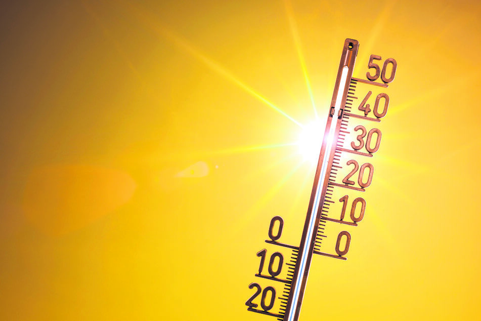 Über 30 Grad und mehr: Die nächsten Tage kommen wir ums Schwitzen nicht herum.