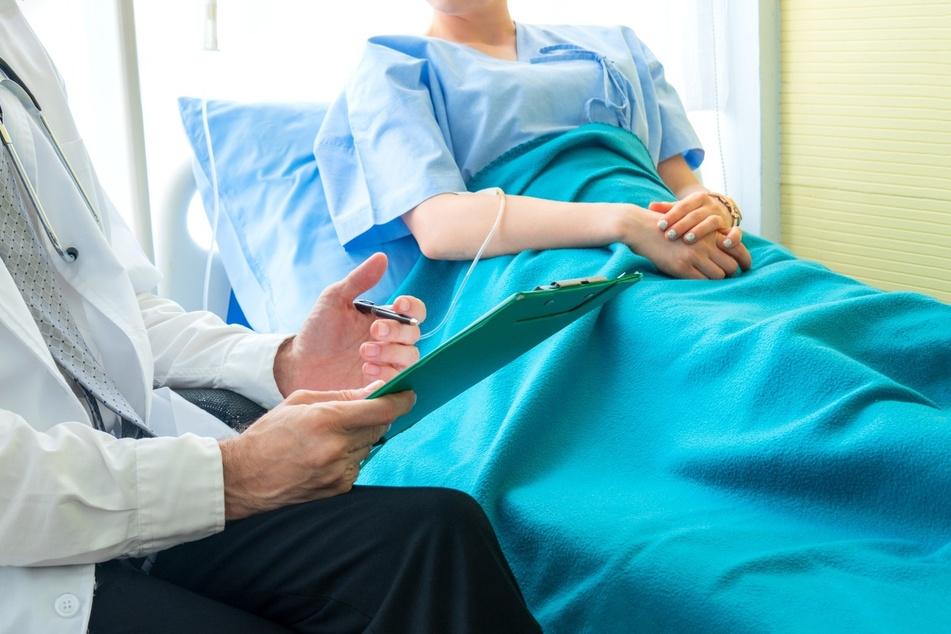 Die Lungenkrankheit führt zur Einengung der Atemwege und in vielen Fällen zur Überblähung der Lunge. (Symbolbild)