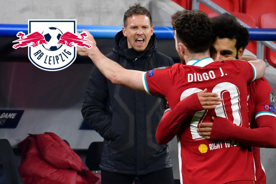 RB Leipzigs Ende in der Champions League! Lädierter FC Liverpool eine Nummer zu groß