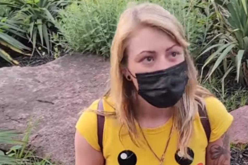 Junge Mutter soll Vergnügungspark wegen ihrer Shorts verlassen