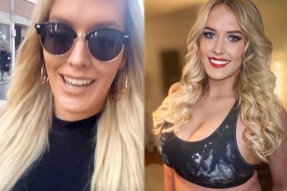 """Reality-Girl verspricht den Männern: Tinder wird """"glühen"""""""