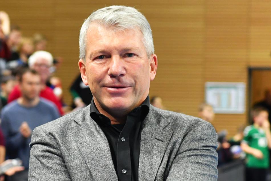 HCE-Präsident Uwe Saegeling (53) schaut sorgenvoll in die Zukunft, gibt sich aber kämpferisch.