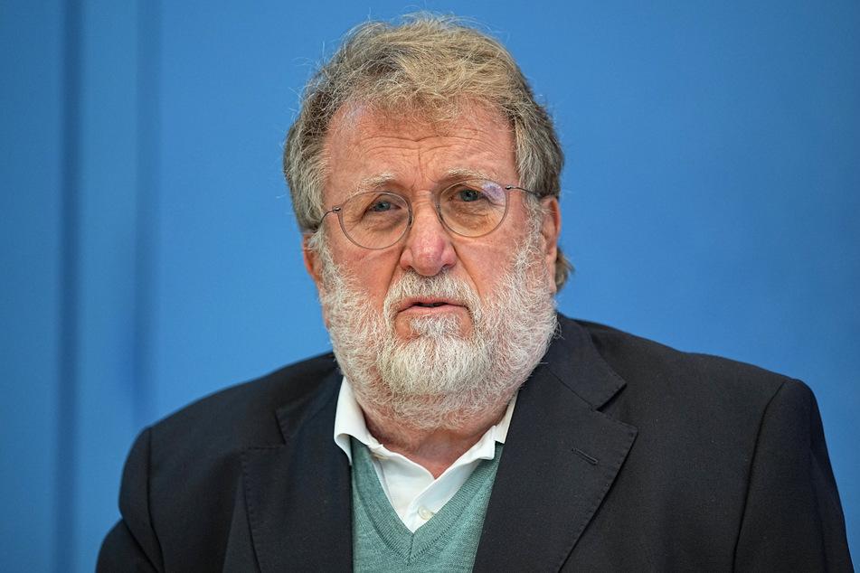 Thomas Mertens (71), Vorsitzender der Ständigen Impfkommission (Stiko).