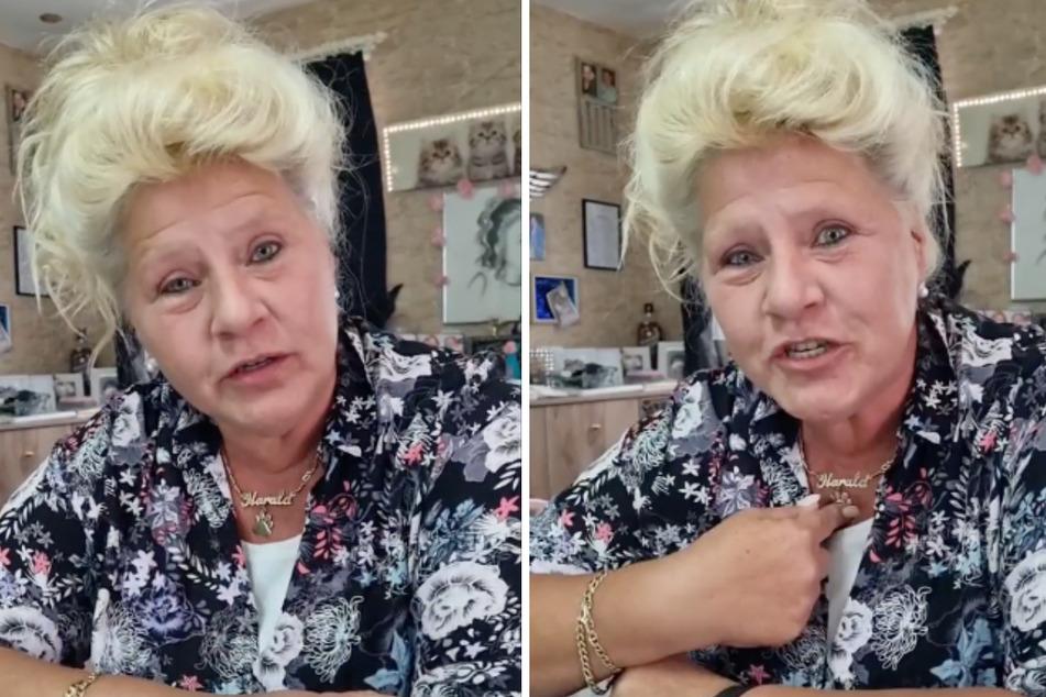 """Reality-TV-Star Silvia Wollny (56, """"Die Wollnys"""") ist bekannt dafür, sich nichts gefallen zu lassen."""