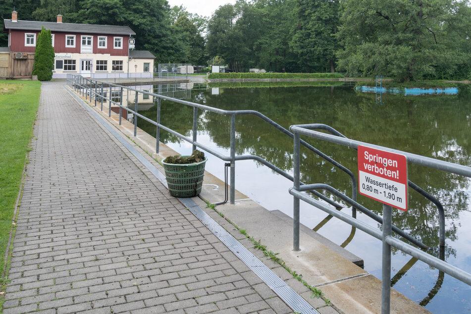 Dresden: Offene Badestelle in Dresden: FDP fürchtet Verwahrlosung